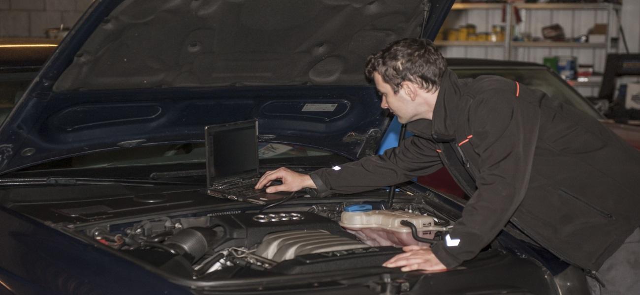Diagnostyka komputerowa Twojego auta w Hoorn