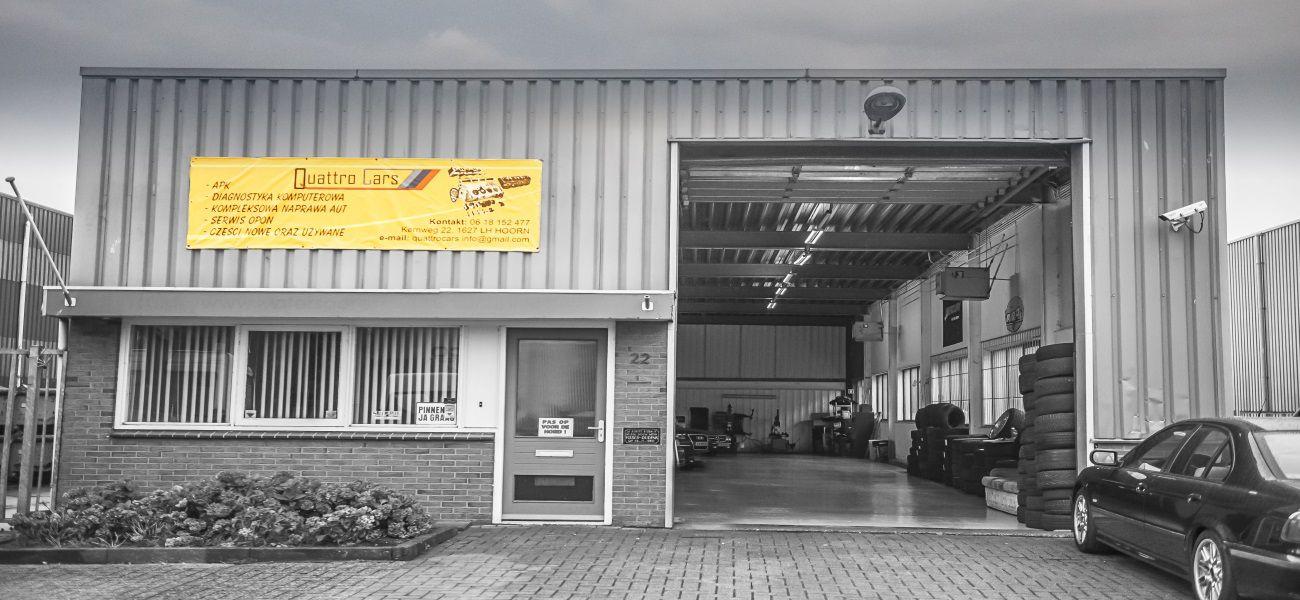 Polski Auto Garaż w Hoorn