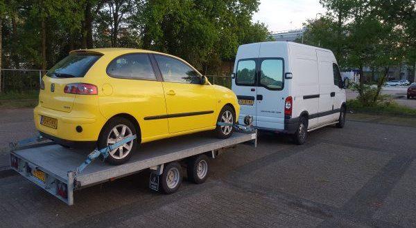 Auto pomoc i holowanie na terenie Holandii